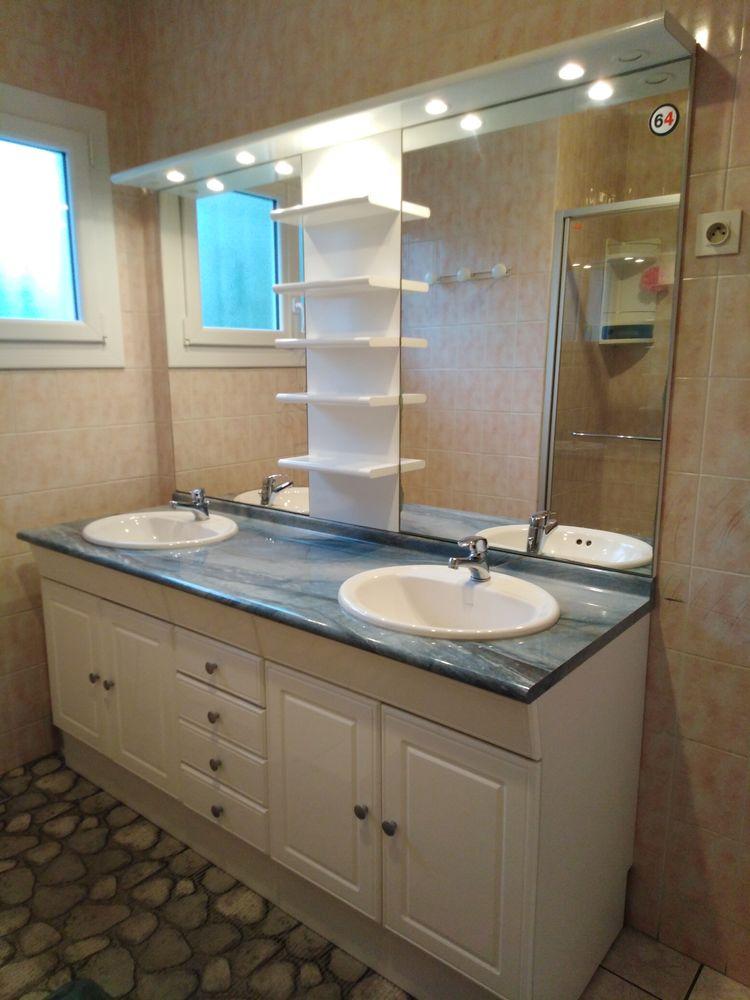 meuble lavabos salle de bains à emporter 150 Saint-Avit (40)