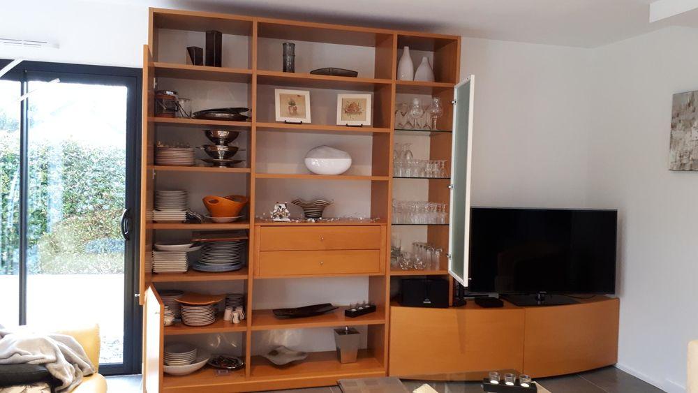 Meuble living et également pose télé  350 La Forêt-Fouesnant (29)