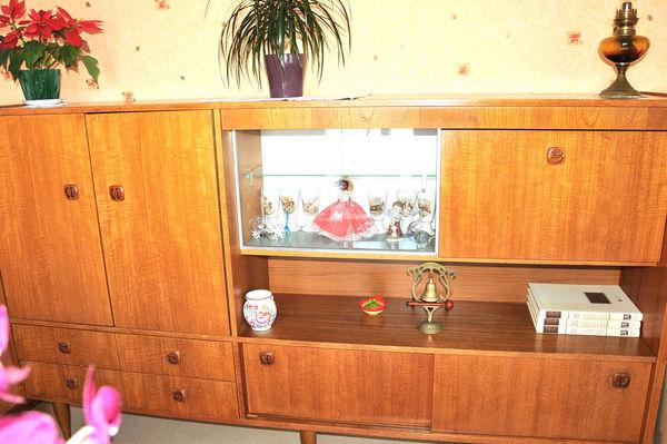 Achetez meuble living en occasion annonce vente nantes 44 wb149839868 - Meuble en teck d occasion ...