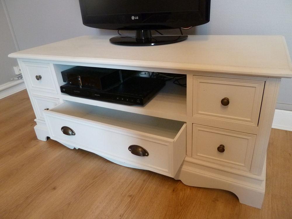 cool achetez meuble tv maison du occasion annonce vente reims wb with meuble tv blanc maison du monde