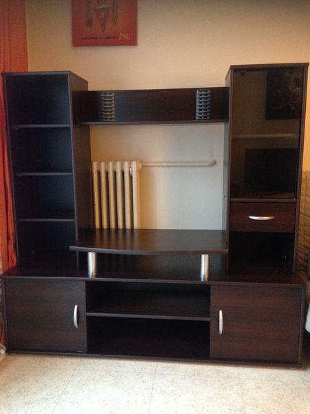 Achetez meuble marron weng occasion annonce vente paris 75 wb150028419 - Vente meuble occasion paris ...
