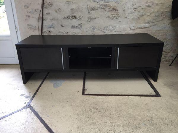 Achetez meuble tv marron occasion, annonce vente à Les Bréviaires ...