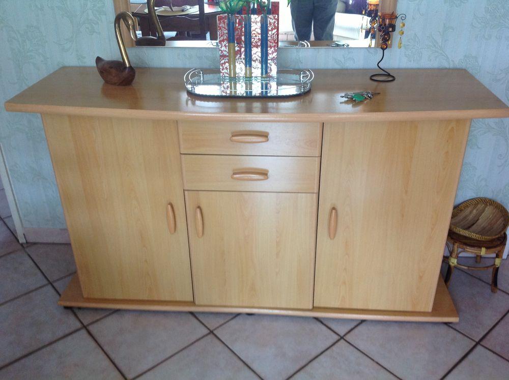meuble bas +miroir  60 Attainville (95)