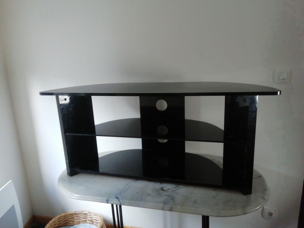 Meuble tv moderne noire Meubles