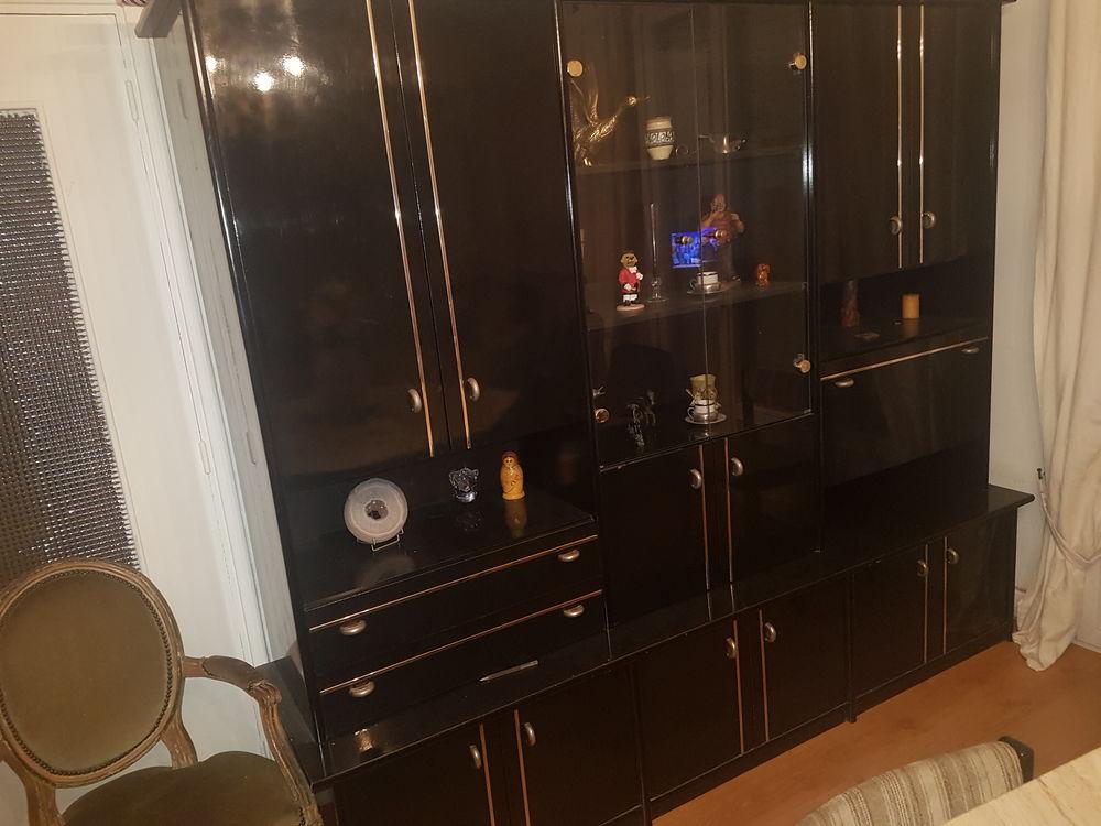 Achetez meuble noir bonjour occasion annonce vente - Meuble d occasion toulouse ...
