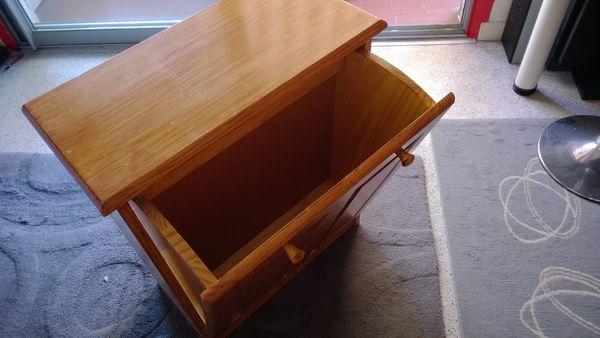 Achetez meuble pour linge occasion annonce vente nice - Meuble rangement linge sale ...