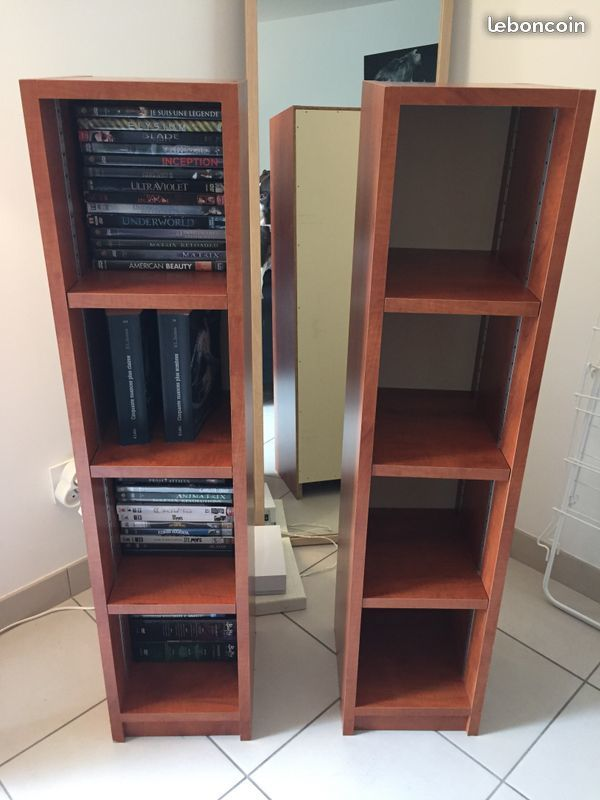 meuble range disques 40 Nantes (44)