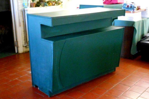 meuble rangement en bois style  bar  1950/1960 450 Monflanquin (47)