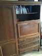 meuble de rangement chêne moyen