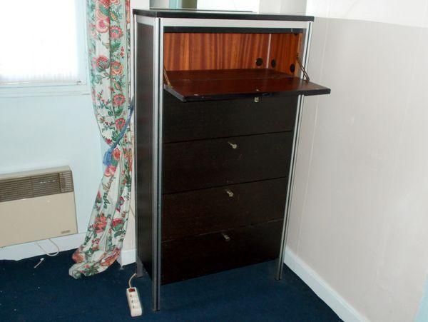 meuble de rangement noir ébène moderne 190 Monflanquin (47)