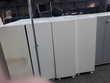 meuble bas de rangement 2 porte avec étagère en ferraille Meubles