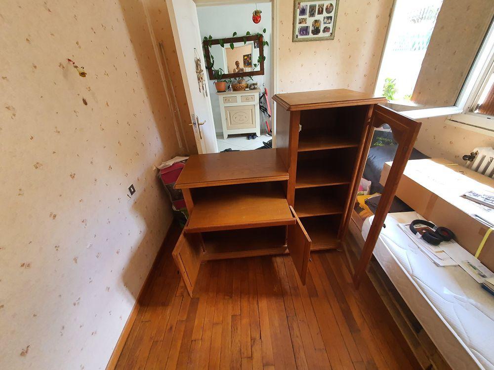 meuble TV/Rangement, rustique en bois 0 Triel-sur-Seine (78)