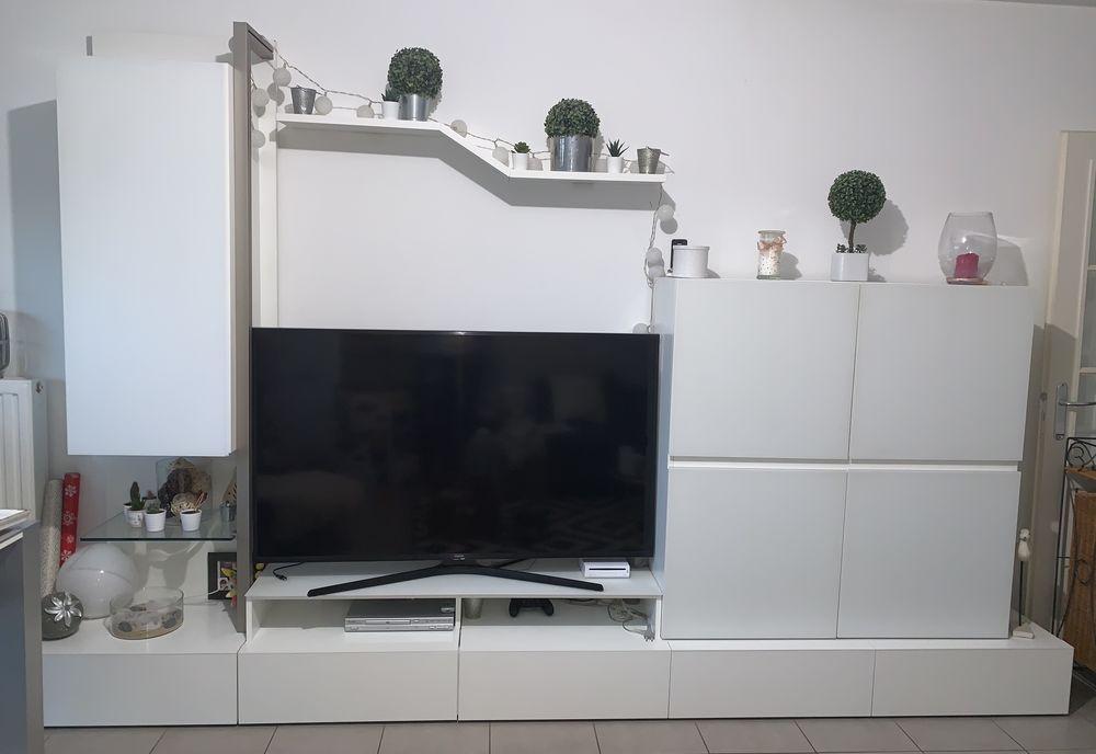 meuble TV + rangement 1000 Cessy (01)