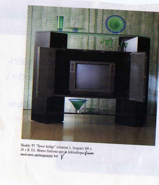 Achetez meuble tv roche occasion annonce vente oyonnax 01 wb146620111 - Meubles roche bobois d occasion ...