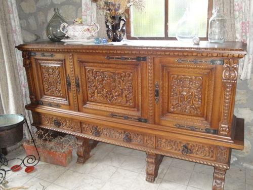 Achetez meuble rustique en occasion annonce vente for Vendeur meuble