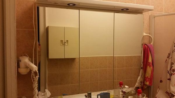 Meuble de salle de bain avec miroir 0 Strasbourg (67)