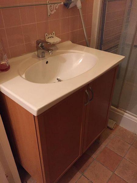 Meubles vasque occasion paris 75 annonces achat et for Vendeur de salle de bain