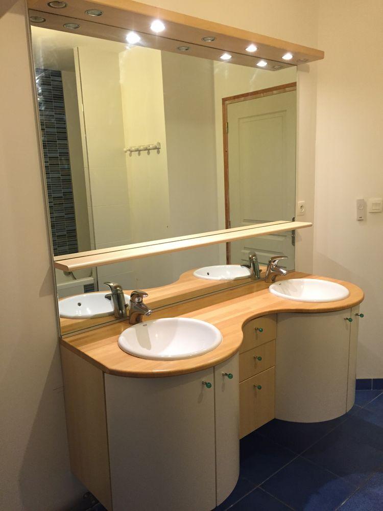 Meubles vasque occasion en ille et vilaine 35 annonces - Vendeur de salle de bain ...