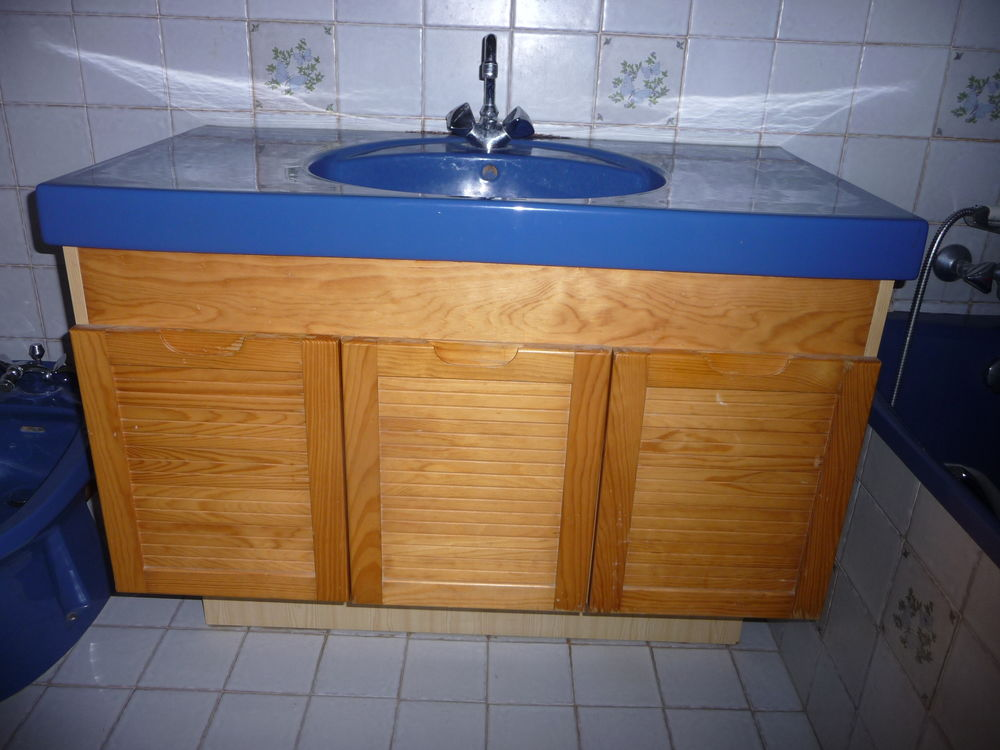 Achetez meuble de salle de occasion annonce vente fontaines saint martin - Cherche meuble de salle de bain ...