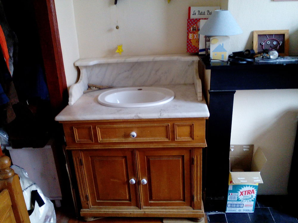 Meuble de salle de bain 0 Lambersart (59)