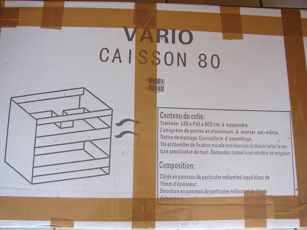 Meuble de salle de Bain 170 Bourg-Saint-Christophe (01)