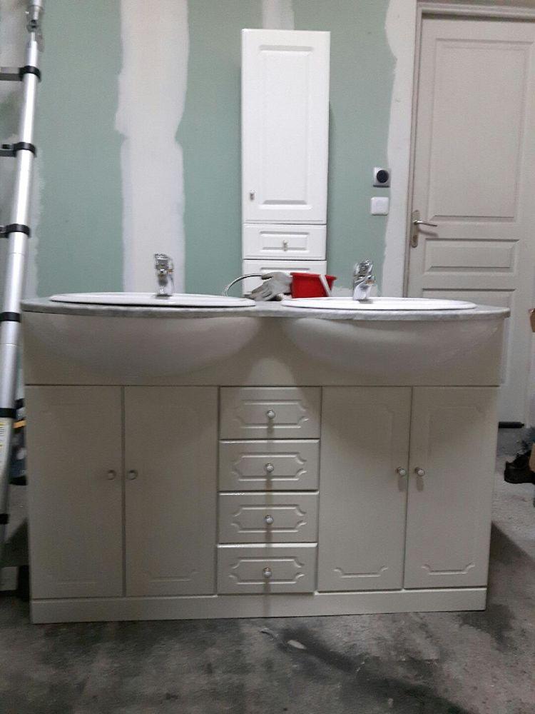 Meuble de salle de bain double vasques Meubles