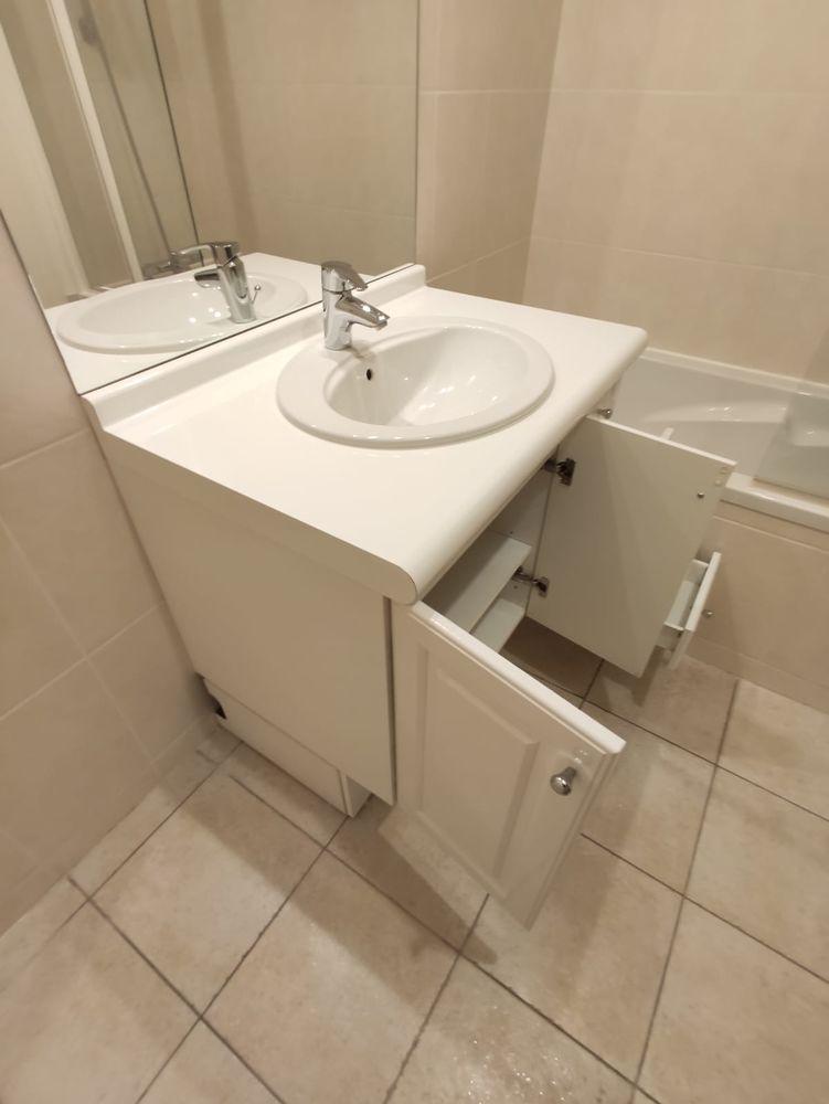 Meuble salle de bain blanc 240 Le Plessis-Robinson (92)