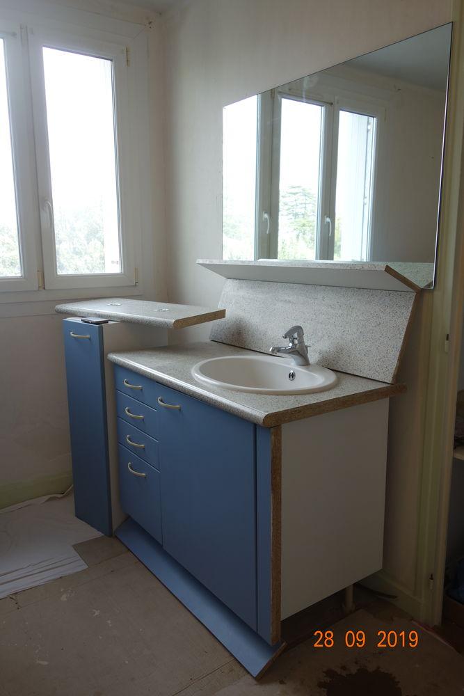Meuble salle de bain 90 Treillières (44)