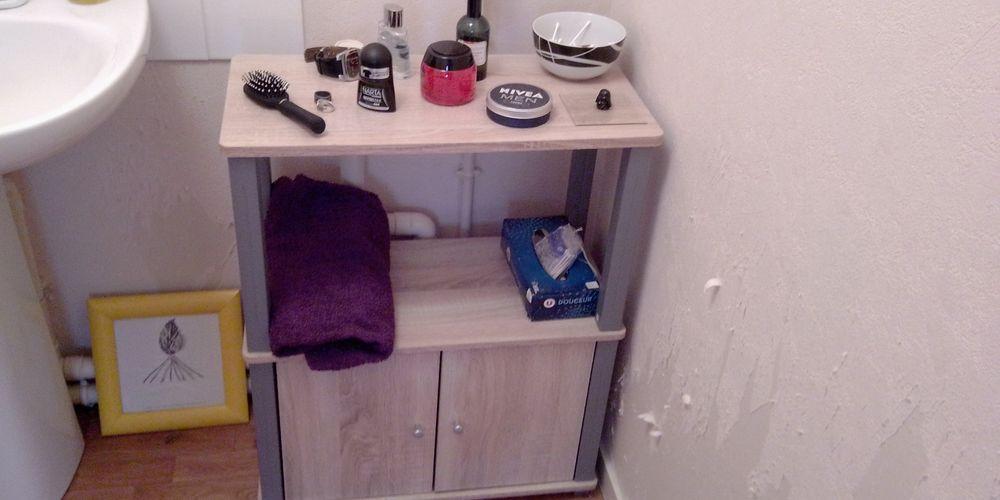 Meuble salle de bain quasi neuf 0 Rennes (35)