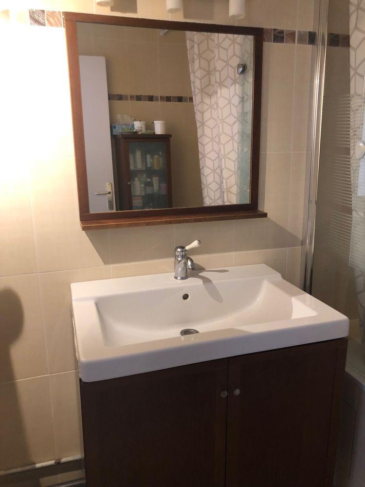 Meuble salle de bains complet 40 Taverny (95)