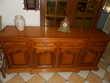 Meuble salle a manger 4 portes 4 tiroirs en Frene 380 Bohain-en-Vermandois (02)
