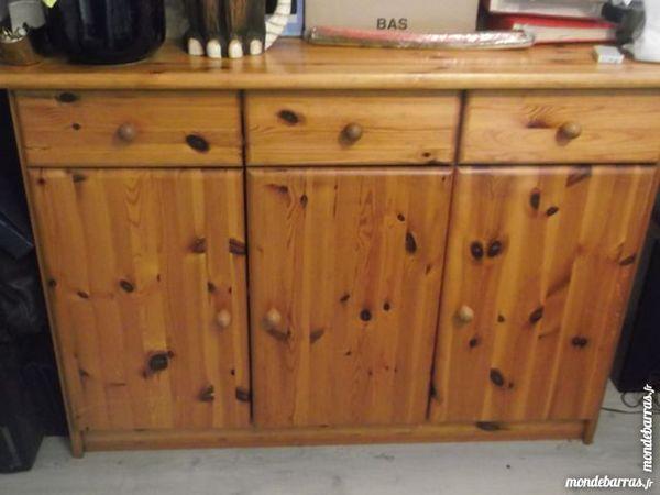 Achetez meuble de salle occasion annonce vente la for Salle a manger en pin