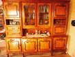 Meuble salle à manger  merisier style Louis XV  Dracy-le-Fort (71)