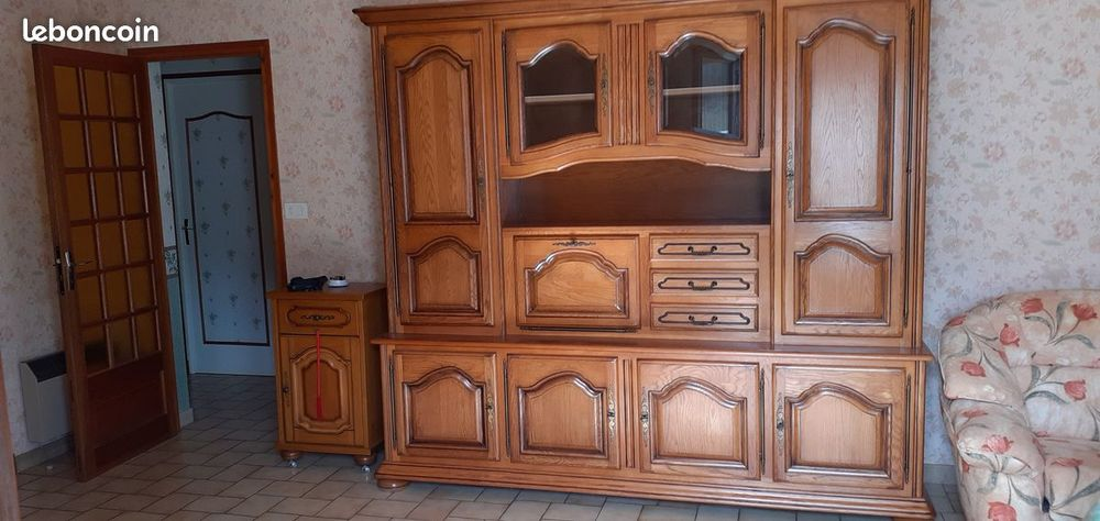 Meuble salle à manger en chêne Très Bon Etat 130 Sainte-Marie (05)