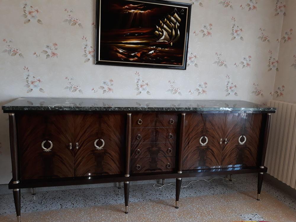 Meuble salle à manger avec plaque marbre 0 La Chaussée-sur-Marne (51)