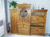 Meuble de salon en pin couleur miel 290 Gentilly (94)