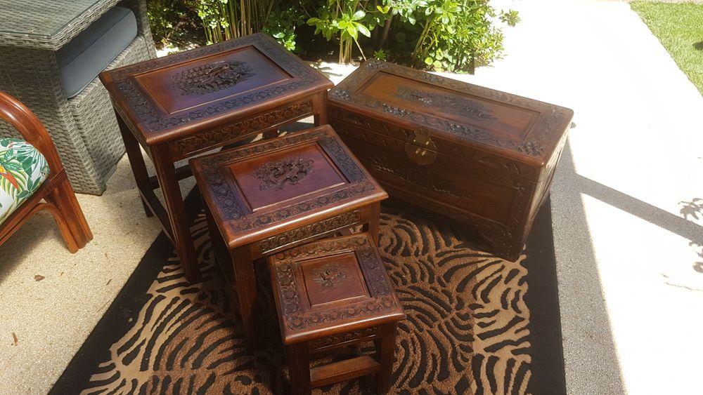 meuble de salon exotique 150 Lanton (33)
