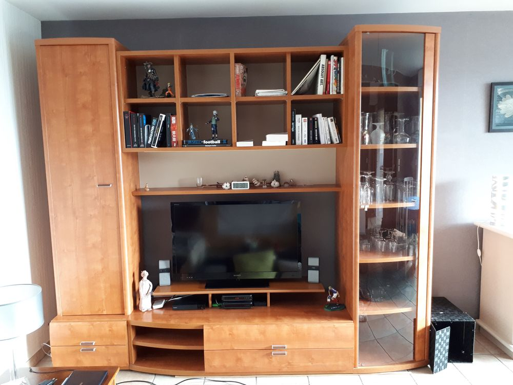 biblioth ques occasion besan on 25 annonces achat et vente de biblioth ques paruvendu. Black Bedroom Furniture Sets. Home Design Ideas