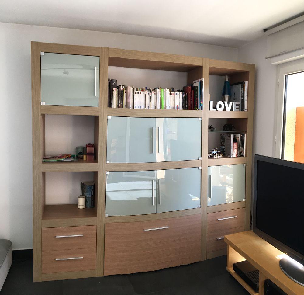 Meuble de salon style moderne