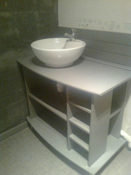 Meubles vasque occasion en seine et marne 77 annonces for Meuble sanitaire