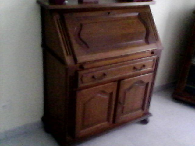 Secretaire meuble for Bureau secretaire meuble