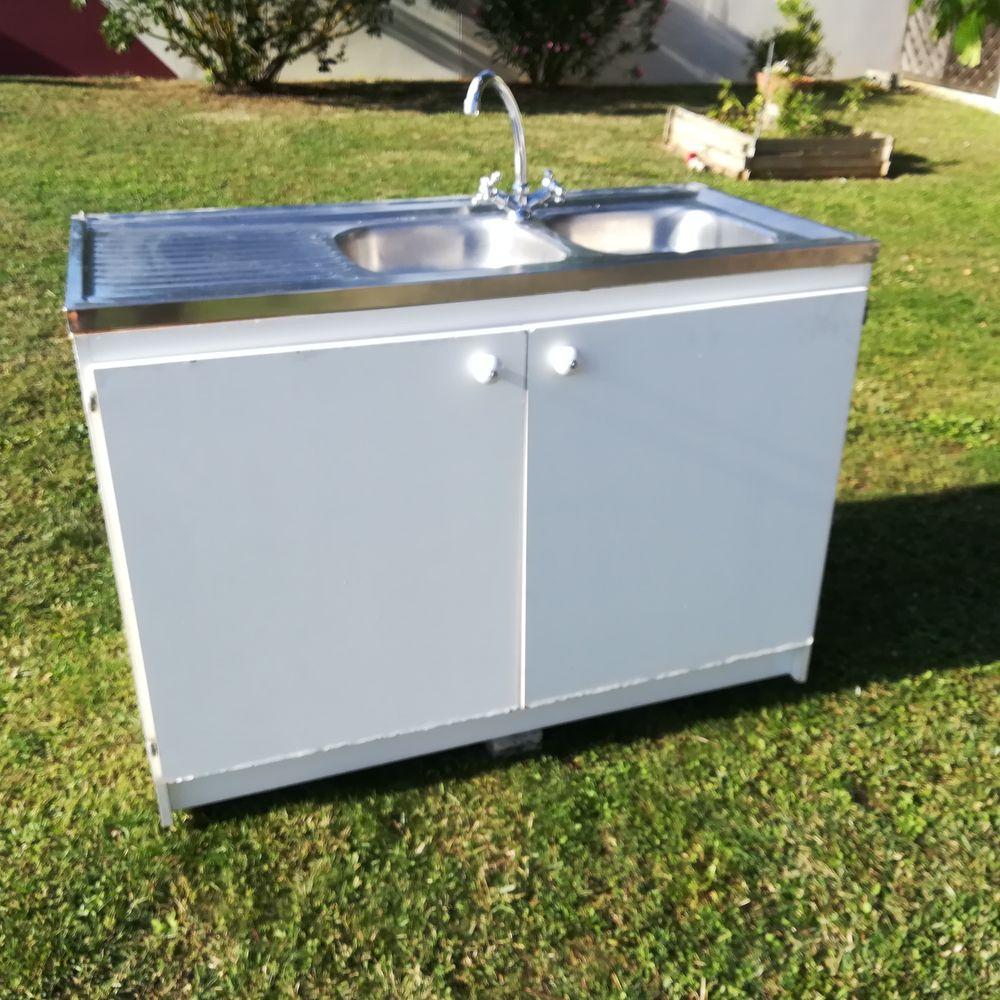 meuble sous évier et évier 0 Lagord (17)