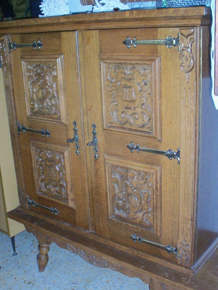 Meuble style Renaissance espagnole 90 Saint-Mandrier-sur-Mer (83)