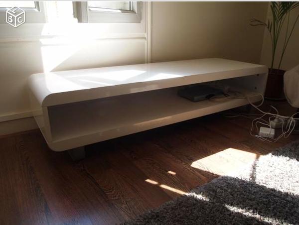 Achetez meuble tv table occasion annonce vente paris 75 wb149685496 - Vente meuble occasion paris ...