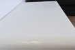 Meuble TV / Table basse Design blanc laqué Meubles