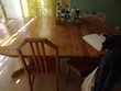 Meuble S.A.M. + Table + 6 chaises Meubles