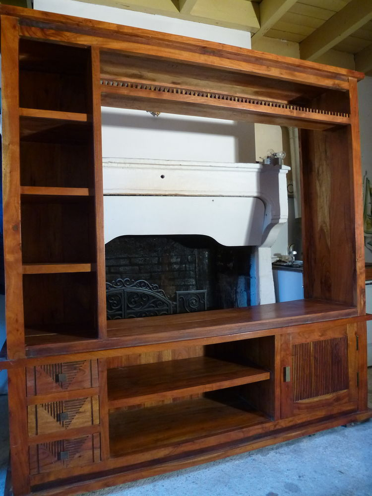biblioth ques occasion dans les deux s vres 79 annonces achat et vente de biblioth ques. Black Bedroom Furniture Sets. Home Design Ideas