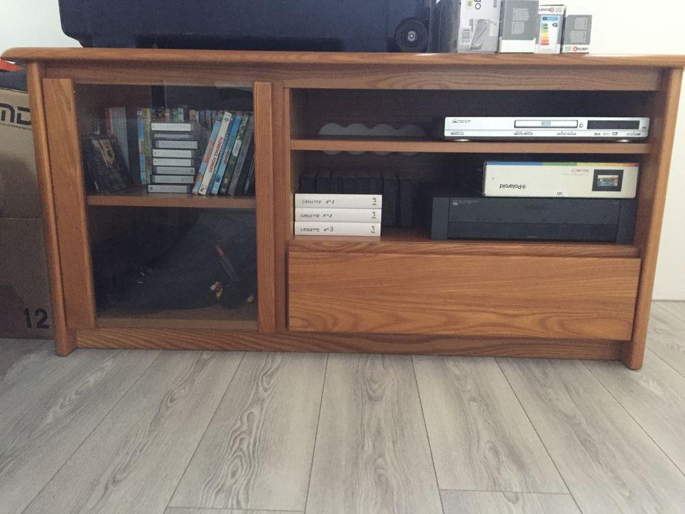 meuble télé bois massif 100 Bruz (35)