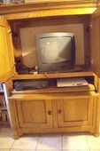 meuble télé en chêne 350 Rabastens (81)