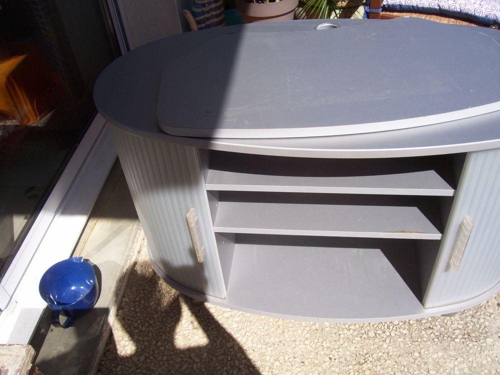meuble télé gris métal 50 Tonnay-Charente (17)
